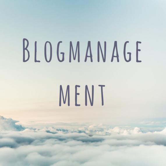 Blogmanagement