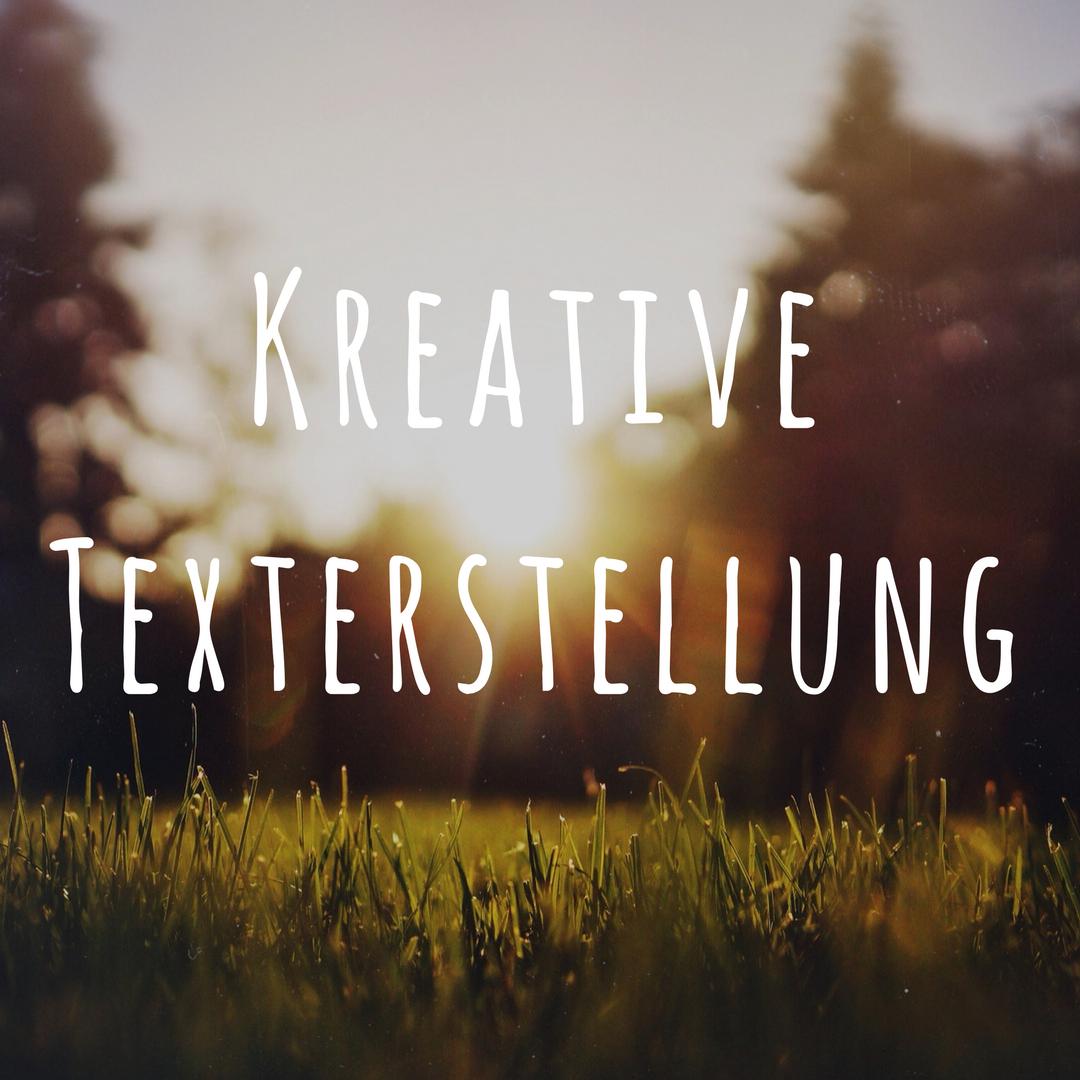 Kreative Texterstellung