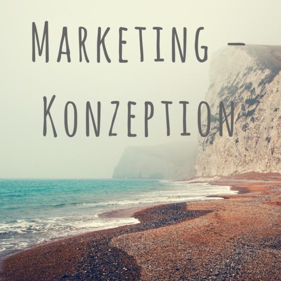 Marketing – Konzeption