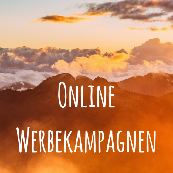 Online Werbekampagnen