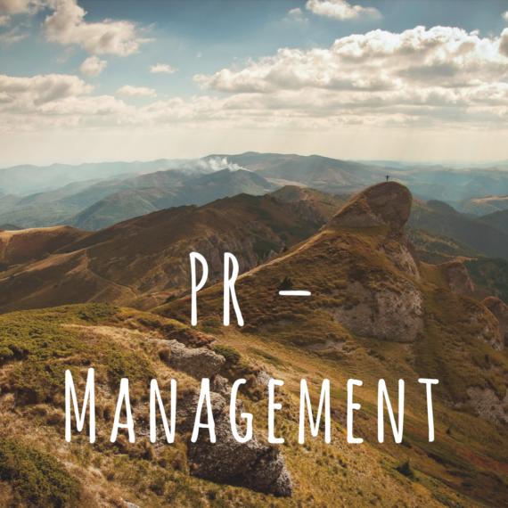 PR – Management